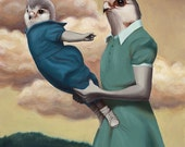 Trust and Flight - Fine Art Print