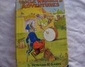 1940 Uncle Wiggilys Adventures book