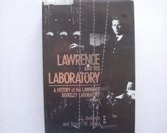 1989 Lawrence and his laboratory book
