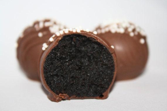 Sugar Free, Lower Fat Oreo Truffles