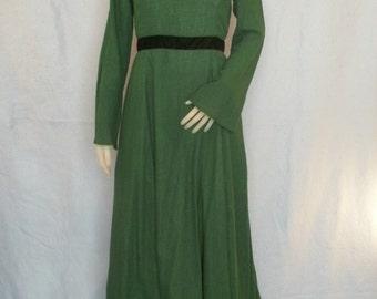 Elegant Princess Costume Dress--- Modest Princess Dress, Renaissance Dress, Medieval Gown, Princess Gown--- Custom Made