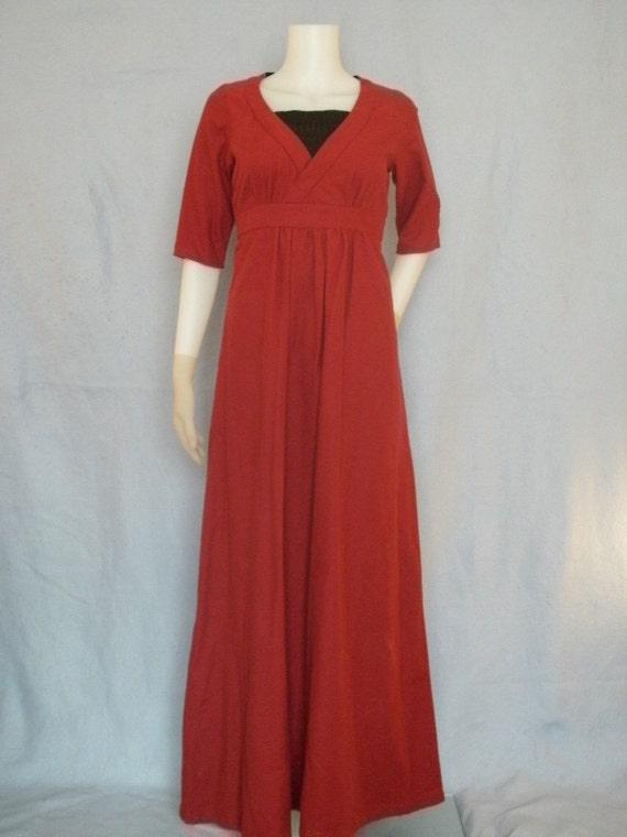 Modern Nursing Dress