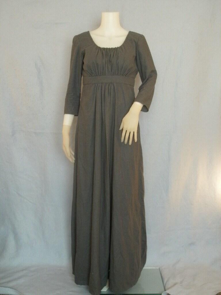Simple Regency Costume