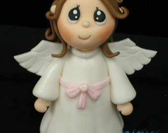 Angel Cake Topper