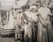 July 4th, 1940s Children's Parade... Vintage Photograph
