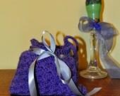 Crochet Pattern PDF - Bag / Purse / Wristlet - Itty Bitty Shelly Bag
