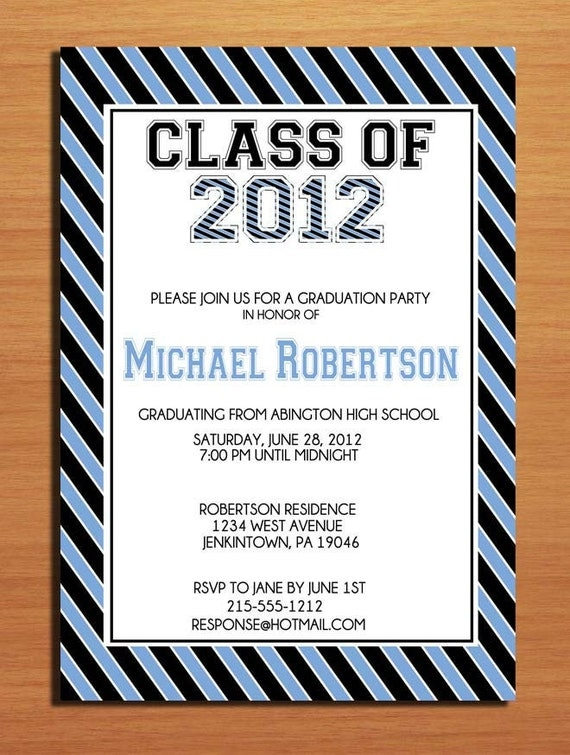 Walgreens Graduation Invitations is awesome invitation layout