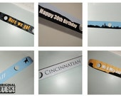 The Original CUSTOM Shotski -Double Sided- FULLY PERSONALIZED & custom designed shotski - for weddings, frats, birthdays, gifts