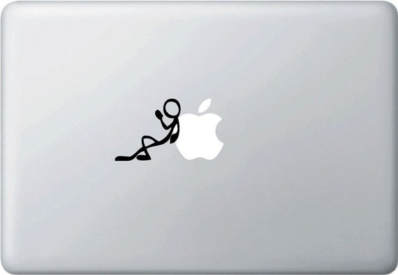 MB - CHILL - Vinyl Decal for Macbooks, Laptops and More...