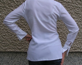 Vintage 90s Oxford Button Shirt, size XS-S