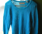 1980's D.D. Sloane sweater