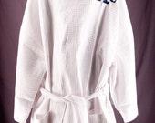 Personalized Mens  Robe, Monogrammed Mens Robe, Mens Bath Robe, Groomsmen Gift