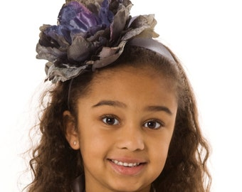 Amethyst Eclipse Headband: Fits toddler to adult