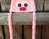 Penny Pig Hat Pattern