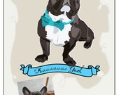 Your pet is awesome - Custom pet portraits