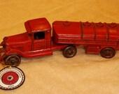 PENDING SALE---A. C. Williams Gasoline Tanker (The Donald Kaufman Collection) C.1920's