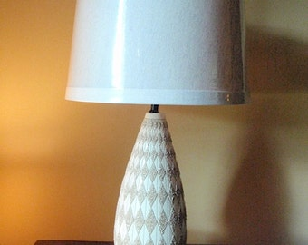 Priced Reduced by 15.00 -- Kicky Vintage Teardrop Light