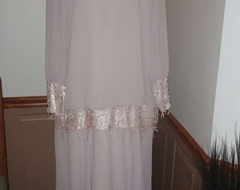 Ursula Of Switzerland Plus Sized Dress Beautiful Vintage