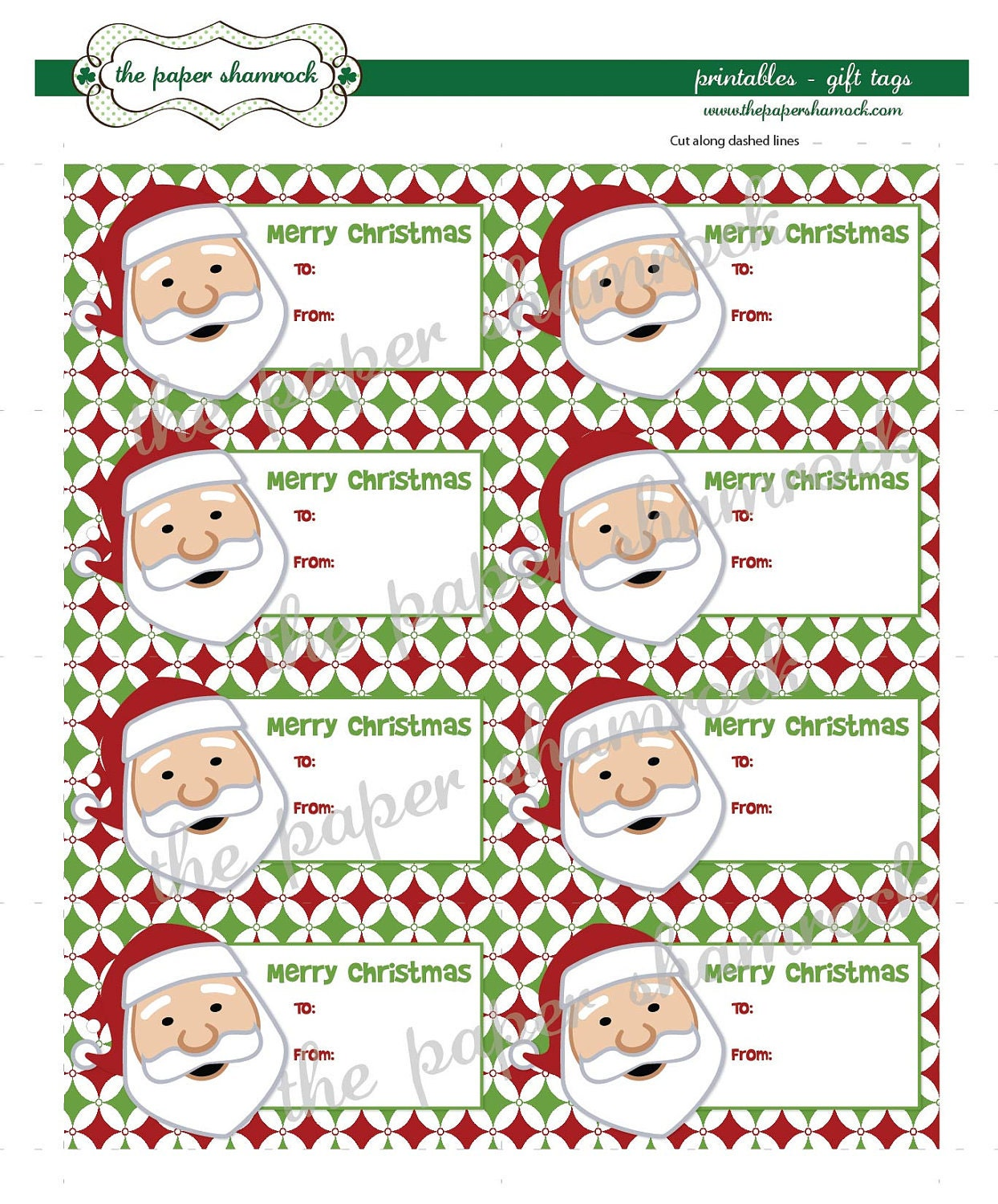 This is a photo of Bewitching Free Printable Editable Christmas Gift Tags