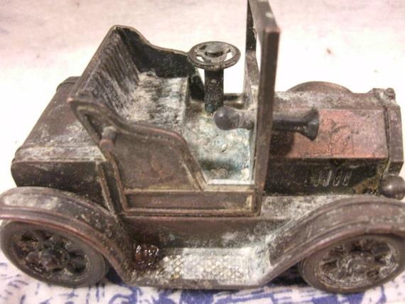Vintage Pencil Sharpener, Model T, Ford, Cars