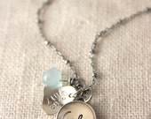 Personalized Charm Necklace Chain Upgrade - Light Weight Satellite Chain