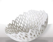 The little white porcelain 's nest - Ready to ship