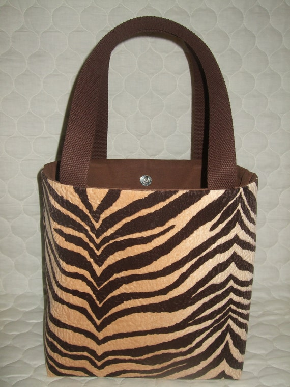 Tiger purse/tote/bag  FREE SHIPPING