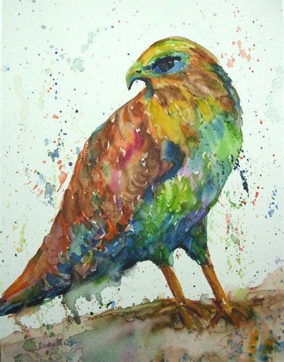 Bird paintings modern - photo#16