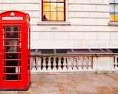 London Calling 18 x 24 Print