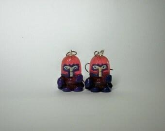 Magneto Earrings