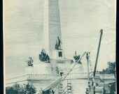Pr of Vintage Magazine photos from Mid Week Pictorial 1931-Lincoln Monument