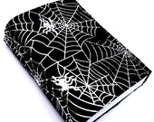 Spider web journal blanc notebook diary travel halloween gift