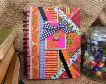 "Gypsy Delight Journal - ""Penny for your Thoughts"""