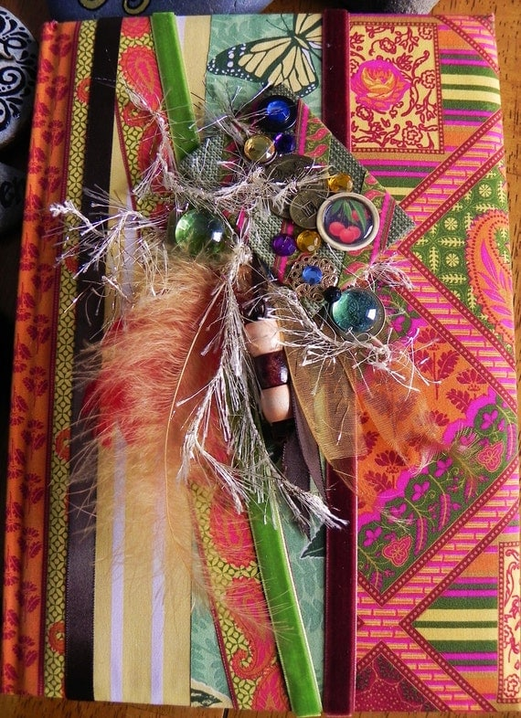Gypsy Journal - (Fortune Teller) - A Place For Your Wandering Thoughts / Sandi Pike Foundas