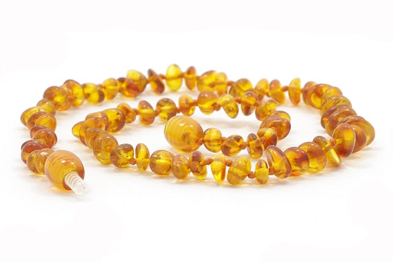 Baltic Amber Baby Teething Necklace 121