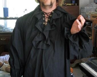 Custom Made Renaissance Poet Shirt