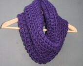 CHUNKY COWL , Crochet Pattern, Winter, Easy Pattern, Crochet, Handmade, gift, Beginner, Craft, Craft Pattern, Crochet, Super Easy