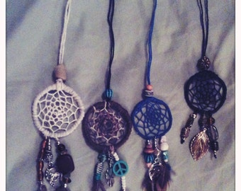 Custom Made for you - Dream Catcher Necklace
