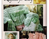 Crocheted Layettes For Baby  Crochet Pattern Leisure Arts 2019