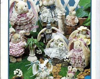 Bunny Tales Creative Bunnies for Every Occasion No Sew Pattern