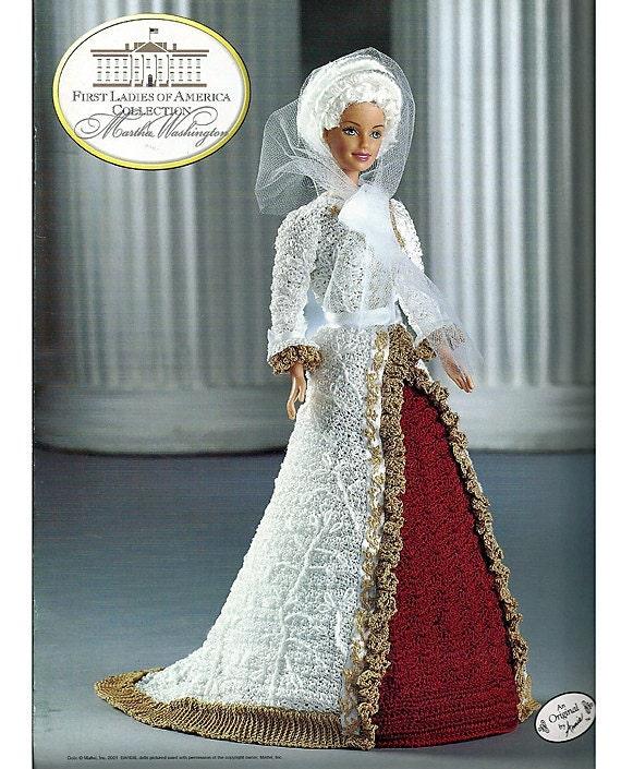 First Ladies Of America Collection Martha Washington Fashion