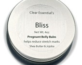 Pregnant Belly Balm with whipped Shea Butter maternity