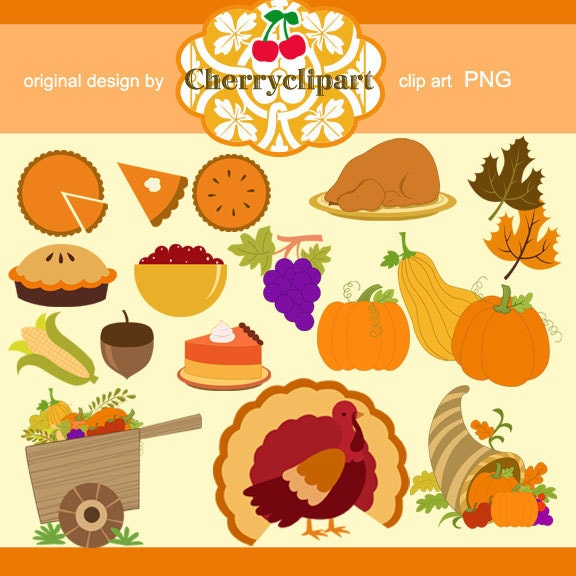 Thanksgiving Dinner Personal and mercial Use paper