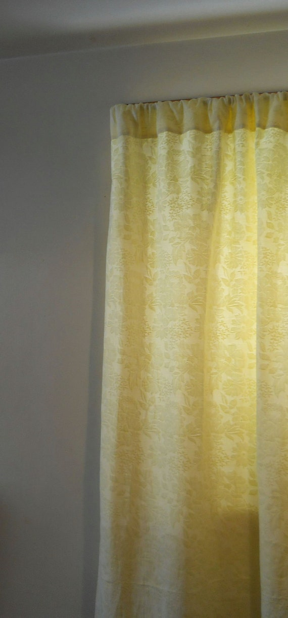 yellow drapes pale yellow curtains kitchen curtains bedroom curtains