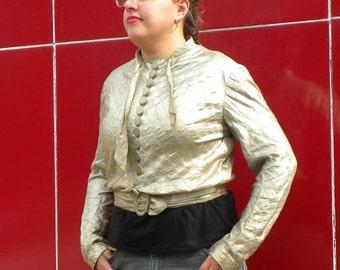 Metallic Lady's Jacket
