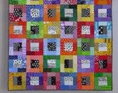 Color Blocks wall quilt
