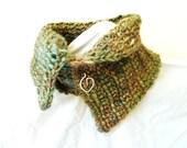 Crochet Neckwarmer - Neck Accessories - Crochet Cowl - Moebius - Tunisian Crochet - PDF crochet pattern