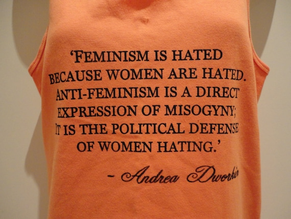 andrea dworkin woman hating pdf