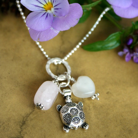 Fertility Jewelry,  Fertility Amulet Necklace with Blessing Card