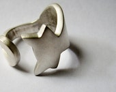 cat ring (size big) READY TO SHIP